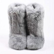 Угги Churinga «Long Wool» серые