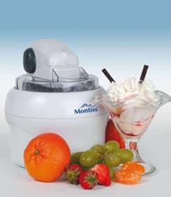 Мороженица - Montiss KIM5405M - аппарат для производства мороженого в домашних условиях