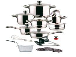 Набор посуды из 21 предмета