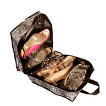 Набор чехлов для сумок, обуви и колготок