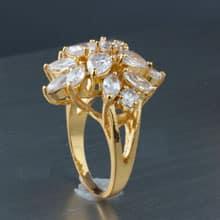 Кольцо «Фейерверк»
