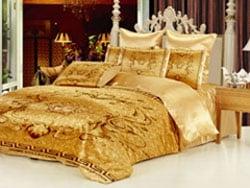 Комплект постельного белья «Камелия Голд»