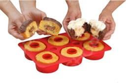 Силиконовая форма для выпечки Cupcake Secret