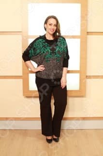 Модная женская блузка Silver-String Зарина