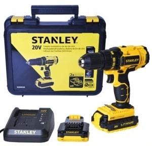 Шуруповерт Stanley SCD20C2K, США