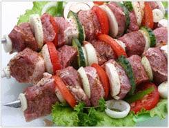 Шашлык. Маринад для мяса