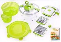 Салат Чиф (Salad Chef) - овощерезка и набор для хранения