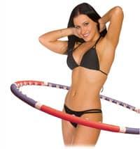 Хулахуп — массажный обруч Hoop для похудения