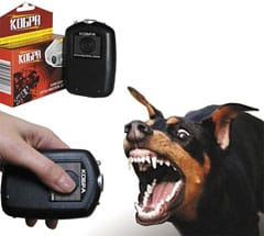 Отпугиватель собак ультразвуковой - «Кобра»