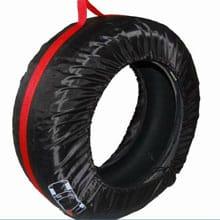 Чехлы для колес автомобиля + плед-подушка