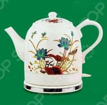 Электрический керамический чайник Великие реки «Малиновка-6»