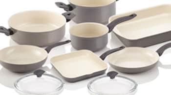 Посуда с керамическим покрытием — отличное решение для кухни