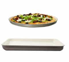 Набор противней Delimano Ceramica Pizza Tray Set