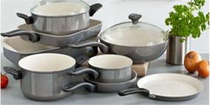 Набор посуды Delimano Prima Grande