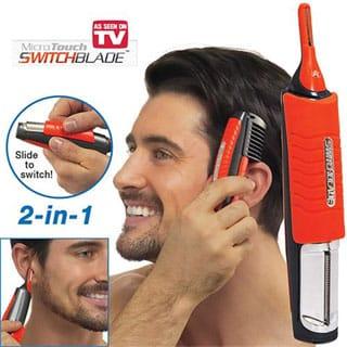 Micro Touch Switchblade —  универсальный триммер для волос