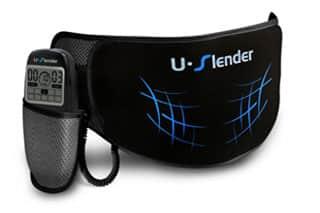 Домашний пояс тренажер для пресса Live Active U-Slender (Ю-Слендер)