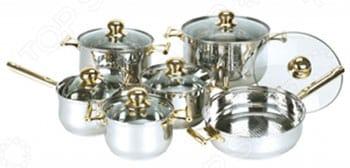 Набор посуды KaiserHoff KH 415