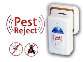 Пест Реджект (Pest Reject) - отпугиватель насекомых и грызунов