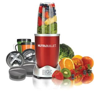 Блендер Nutribullet Red