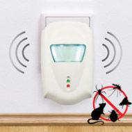 Pest Repeller — отпугиватель насекомых и грызунов